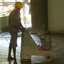 Refurbishing Existing Floors Sri Lanka